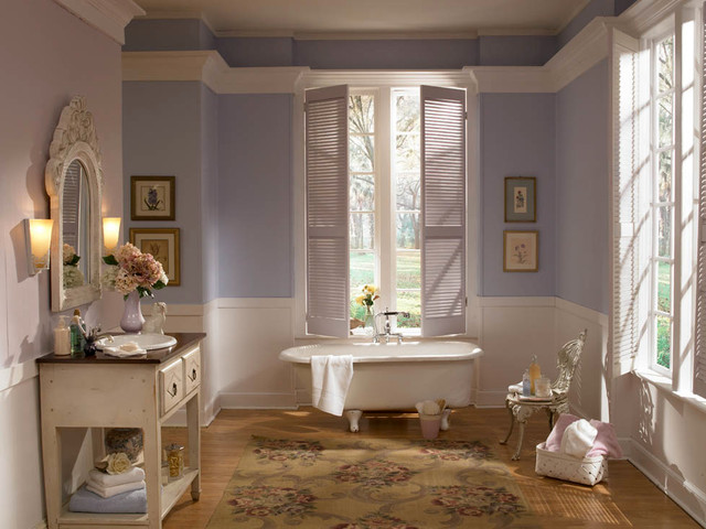Behr Paint Idea photos traditional bathroom
