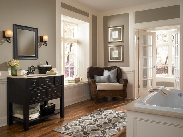 behr paint idea photos traditional bathroom other metro b. Black Bedroom Furniture Sets. Home Design Ideas