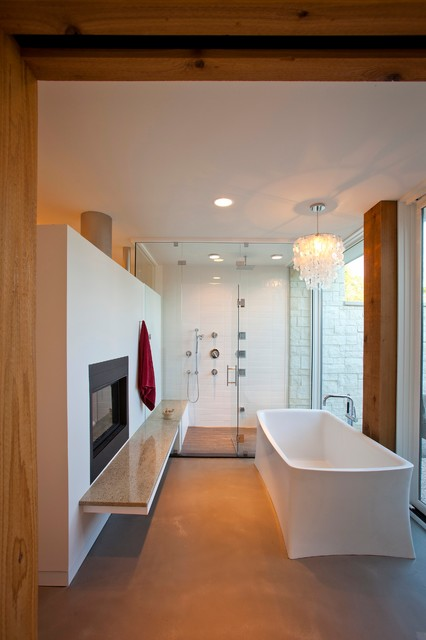 Belfast residence modern bathroom cincinnati by for Bathroom ideas belfast