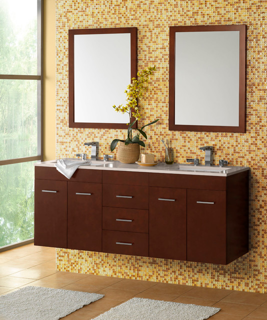 Bella Vanity contemporary-bathroom