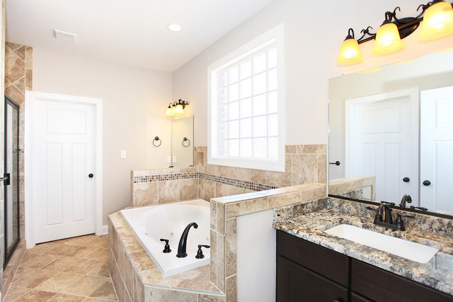 Belleview - The Groveland traditional-bathroom