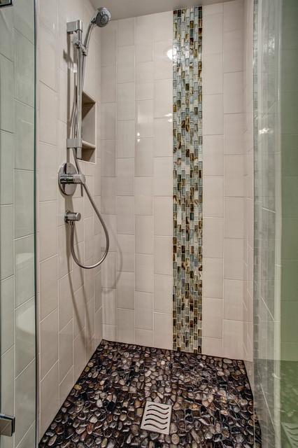 Bellevue Bathroom Remodel(s) contemporary-bathroom