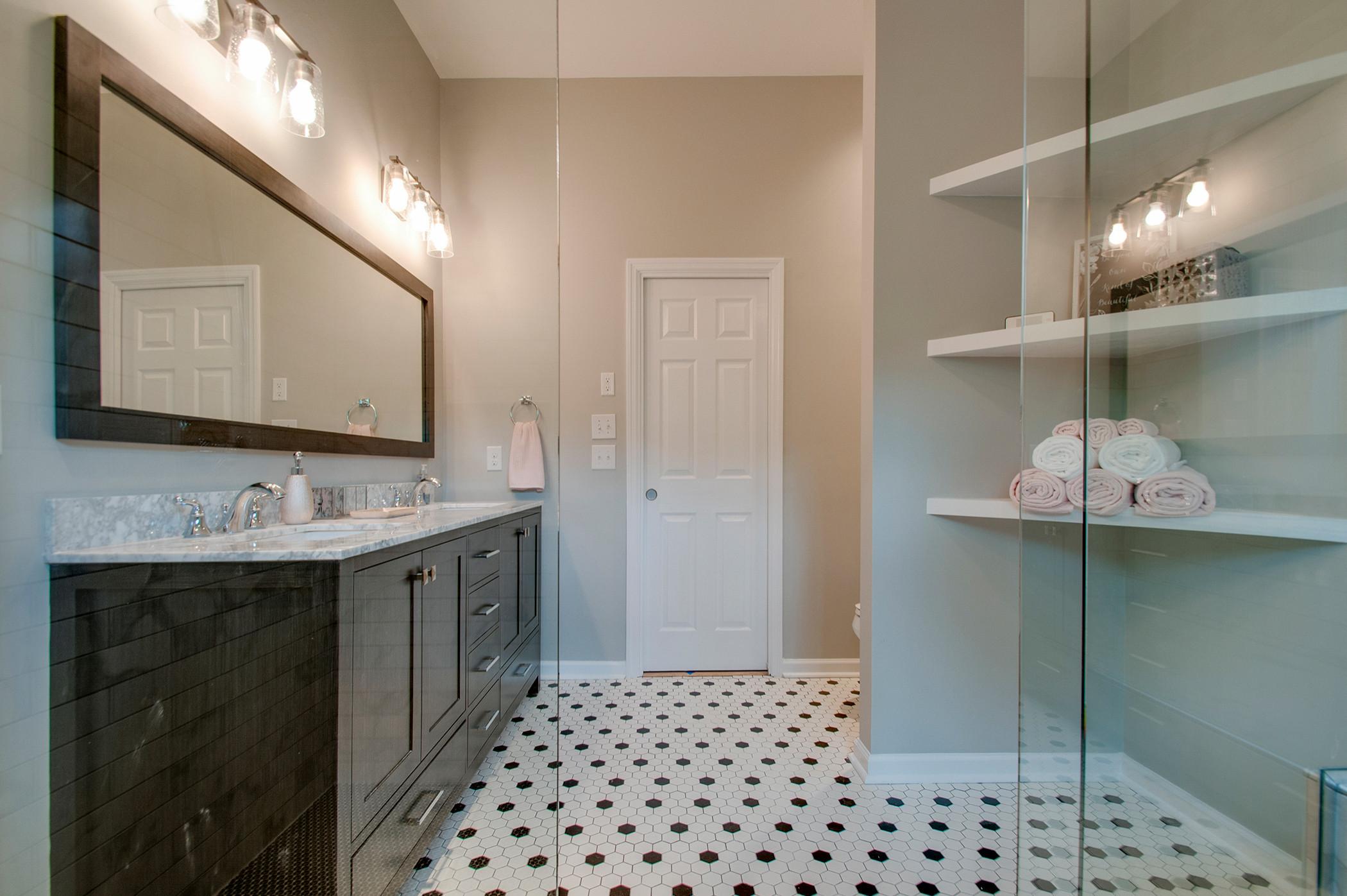 Bellevue Bathroom Reno