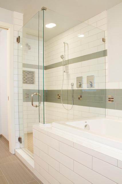 Bellevue Midcentury Remodel Midcentury Bathroom
