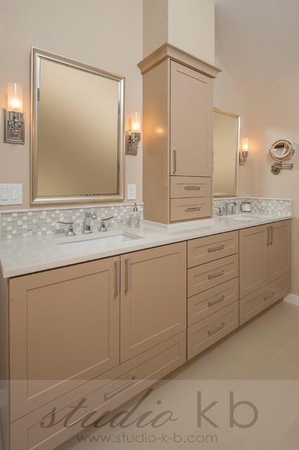 Bellevue Somerset Remodel - Transitional - Bathroom ...