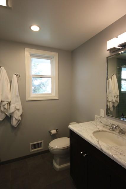 Belmont Bathrooms contemporary-bathroom