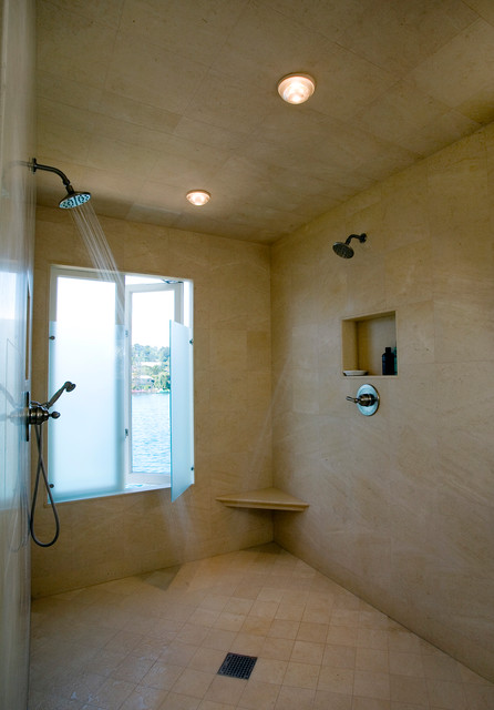 Belvedere Residence traditional-bathroom