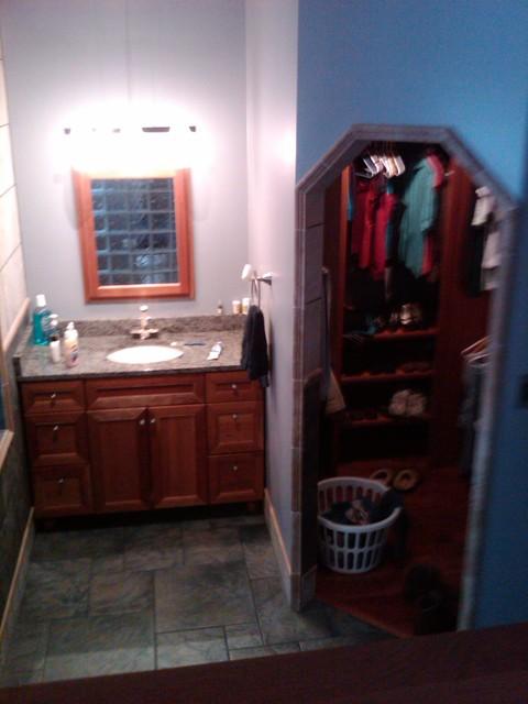 Bent Pine Estates traditional-bathroom