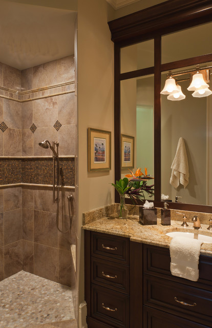 Bentgrass Bend, Naples, FL, Private Residence traditional-bathroom