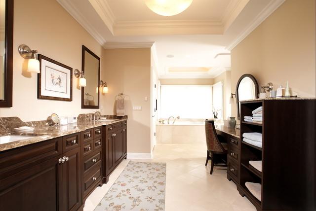 Benvenuti and Stein traditional-bathroom