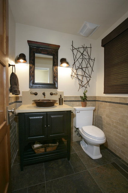 Berglund traditional bathroom
