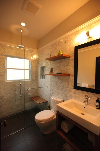 Berkeley Modern Craftsman Bathroom