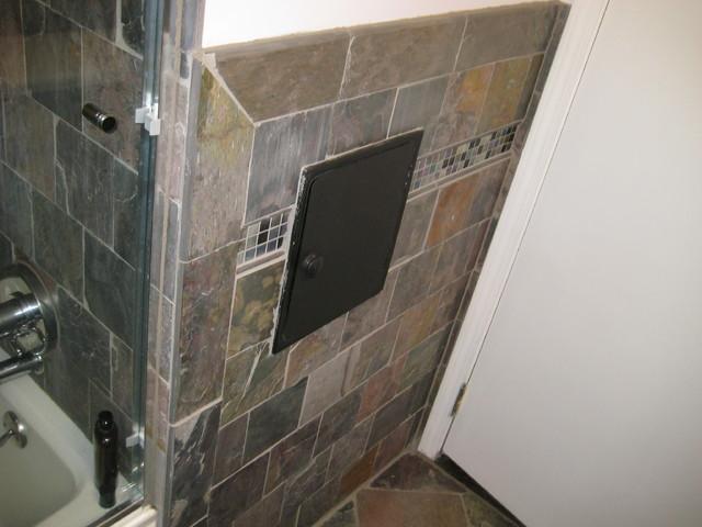 Berkley Bathroom Remodel modern-bathroom