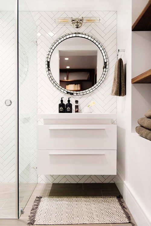 How To Make Any Bathroom Look And Feel Bigger Best Bathroom Partition Panels Remodelling