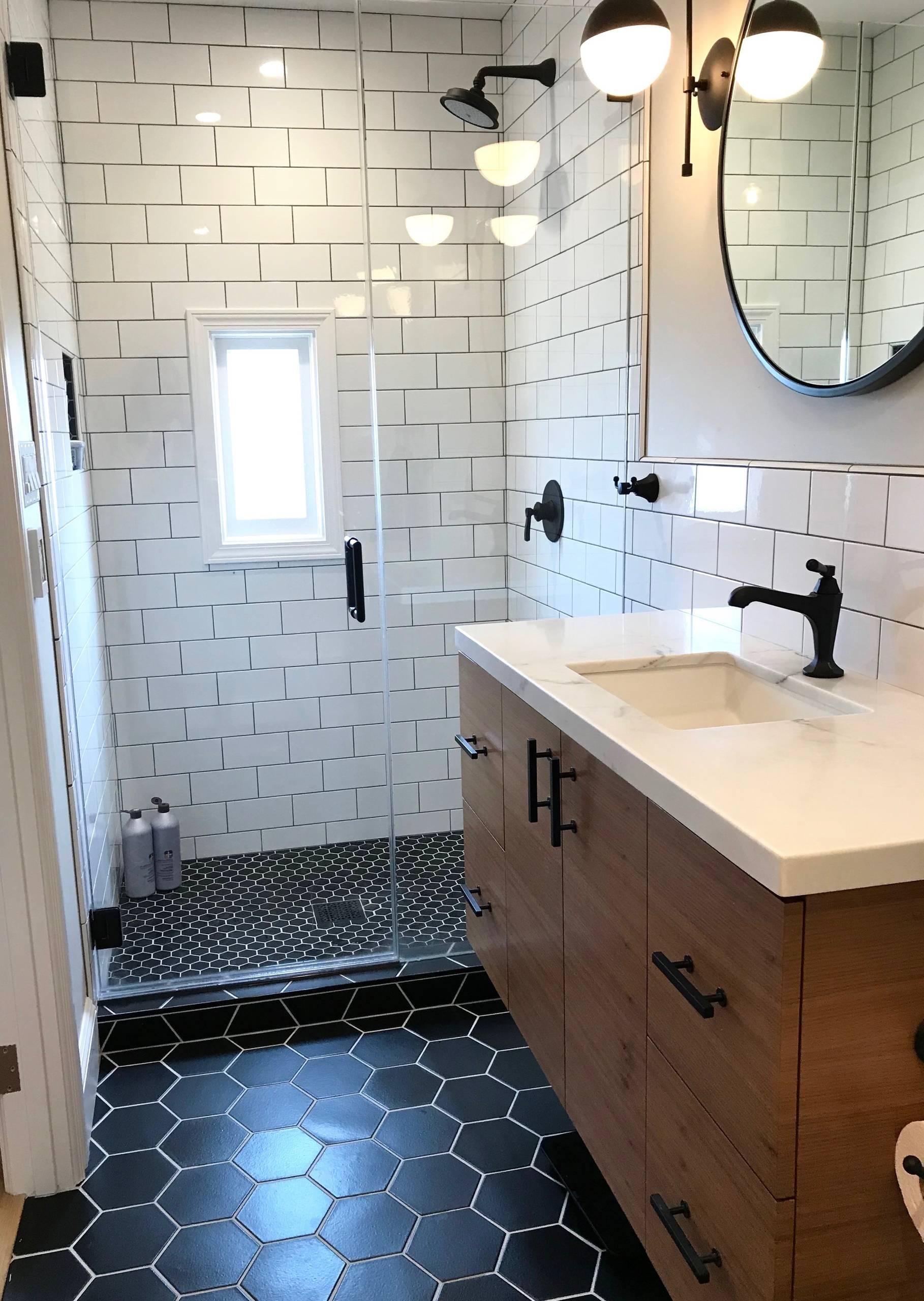 7 Beautiful Mid-Century Modern Bathroom Pictures & Ideas