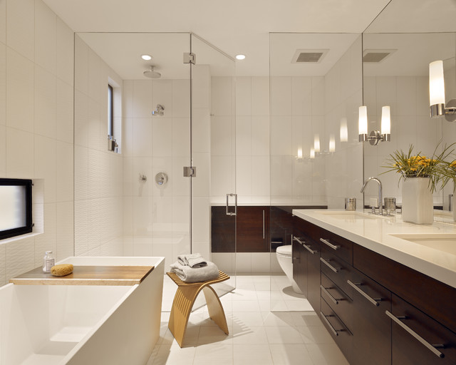 Bernal Heights Residence contemporary bathroom
