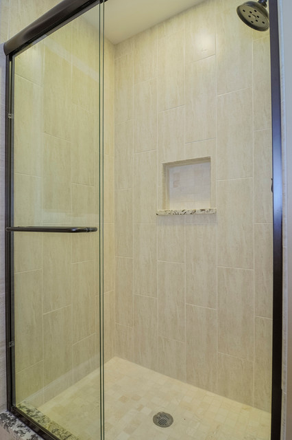 Bernie karan 39 s whole house remodel traditional for Whole bathroom remodel