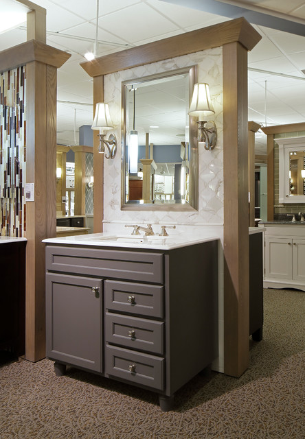 Bertch Northbrook Traditional Bathroom