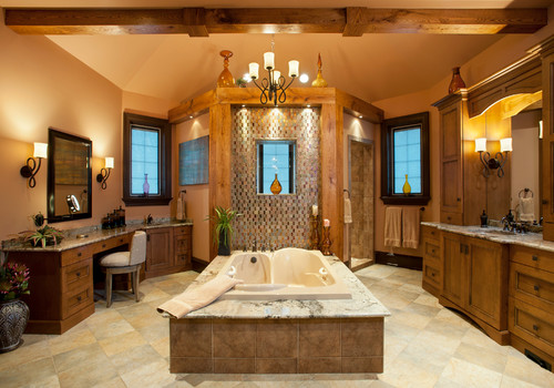 Luxury Home Trends His And Hers Master Bathrooms Tab
