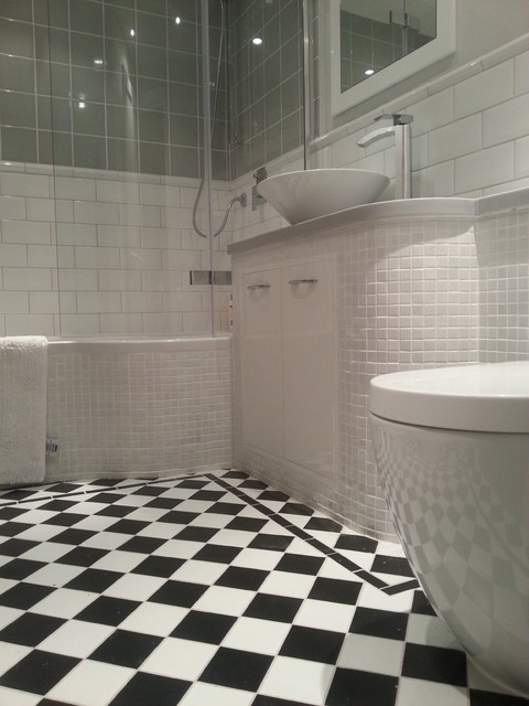 Bespoke bathroom design london traditional bathroom Bathroom design company london