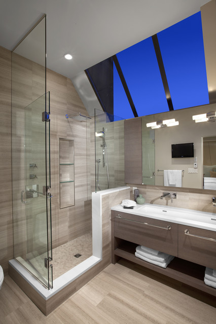 Best Builders ltd contemporary bathroom