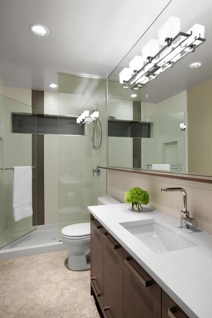 Best Builders ltd contemporary-bathroom