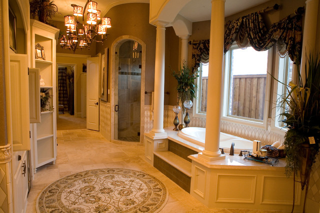 Best Master Suite traditional-bathroom