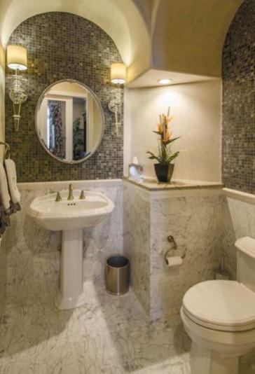 Best Of Both Worlds mediterranean-bathroom