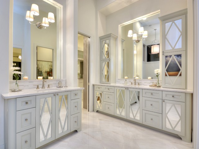 Attirant Best Of Show   Parade Of Homes Transitional Bathroom