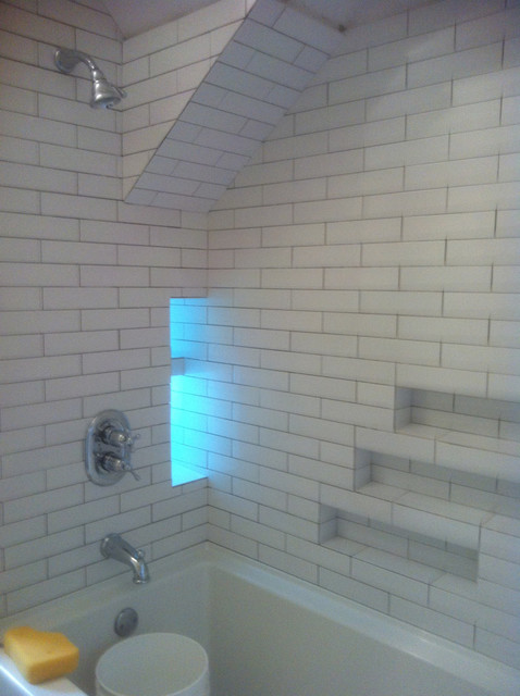 How To Tile A Bathroom Houzz