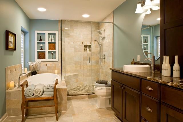 Bethesda Kitchen Remodel Master Bath Remodel & Addition