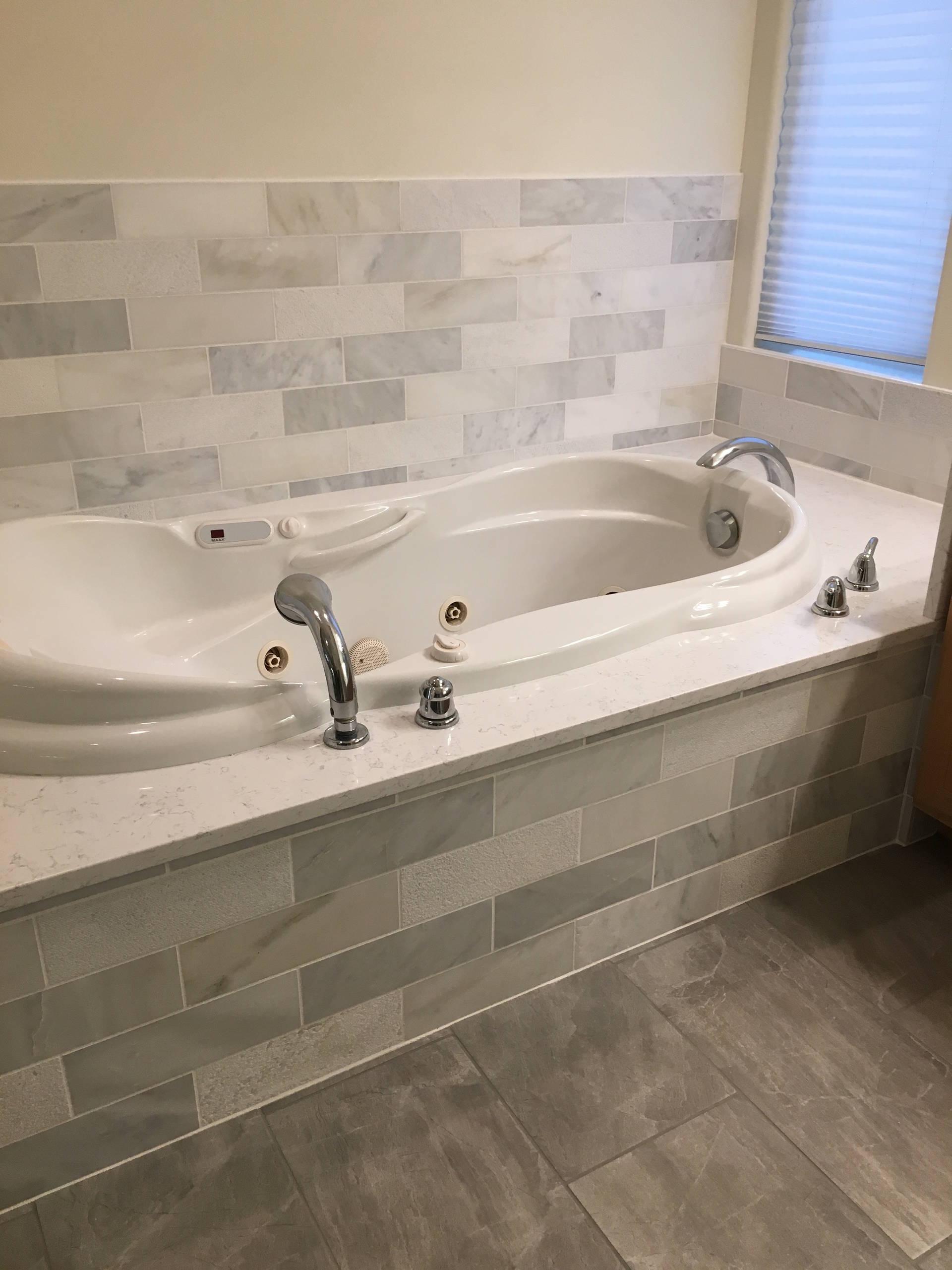 Beverly Beach Bathroom Renovation
