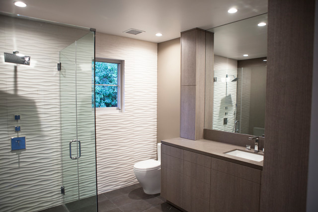 Wavy Bathroom Tile Tile Design Ideas
