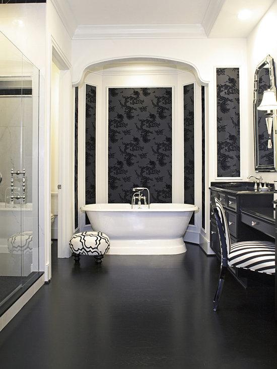 Traditional Bath Design Ideas, Pictures, Remodel & Decor