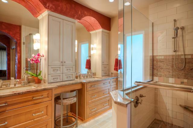 Bg bathroom remodel phoenix traditional bathroom for Bath remodel phoenix