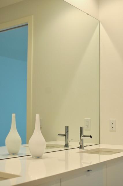 Amazing Cut Bathroom Mirrors MN  Custom Cut Residential Mirrors Minneapolis
