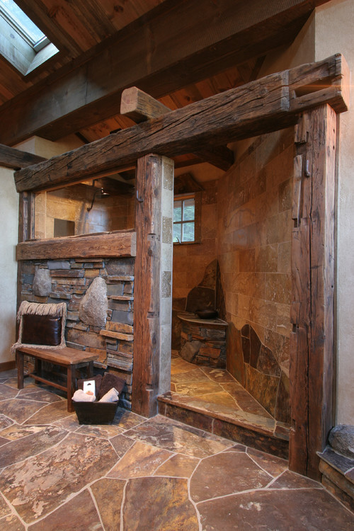 Rustic Bathroom Rustic Bathrooms Done Right