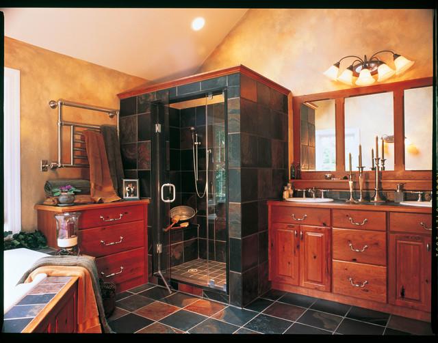 Big Sur Bathroom Remodel traditional-bathroom