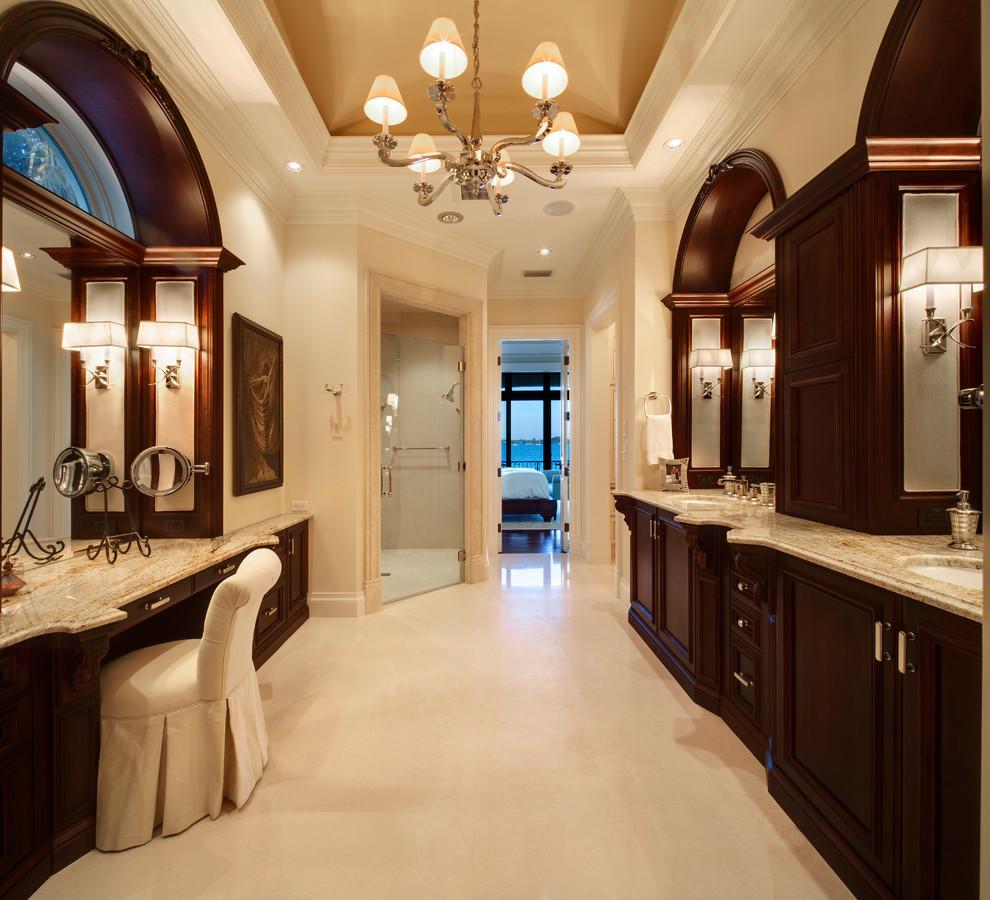 Bird Key - Traditional - Bathroom - Tampa - by Clifford M ...