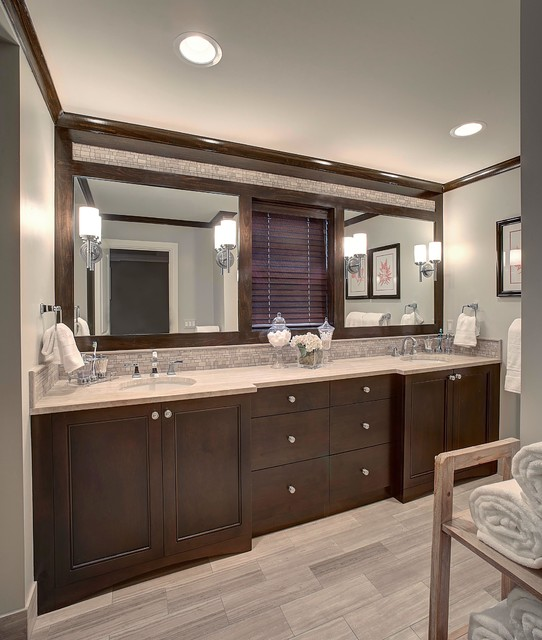 Bird Street Birmingham Michigan Contemporary Bathroom Detroit By Meg Corley Premier