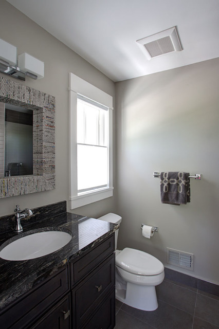 Birmingham farm house farmhouse bathroom detroit for Bath remodel birmingham al