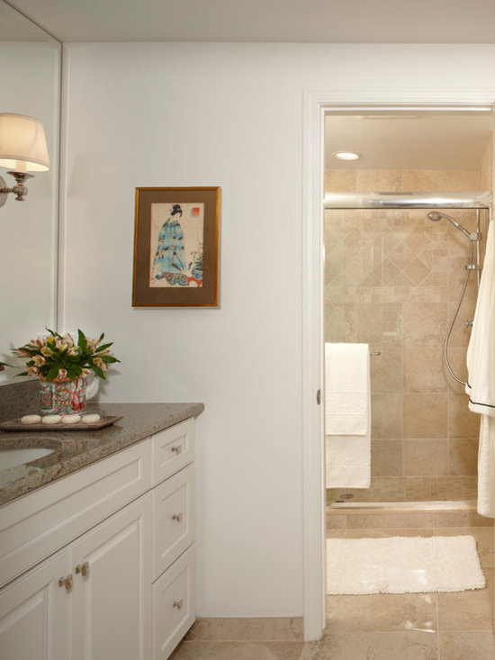 Master bathroom hall bathroom jack jill bathroom for Jack and jill bathroom with hall access