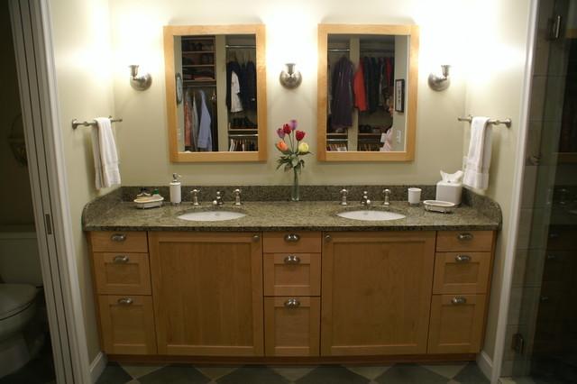 Birmingham Mi Master Closet Bath Combination Contemporary Bathroom Detroit By Proximity