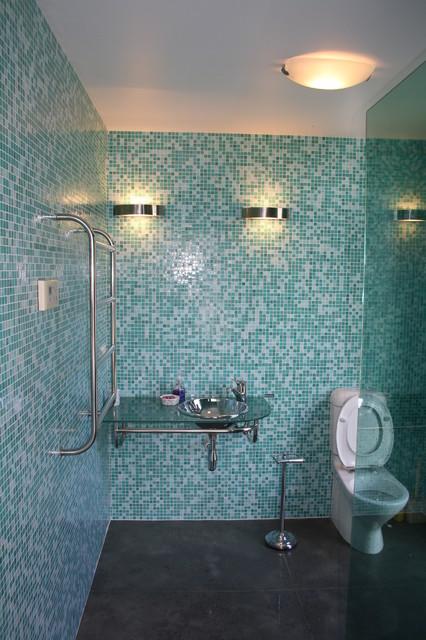 Bisazza Collection - Contemporary - Bathroom - Auckland ...