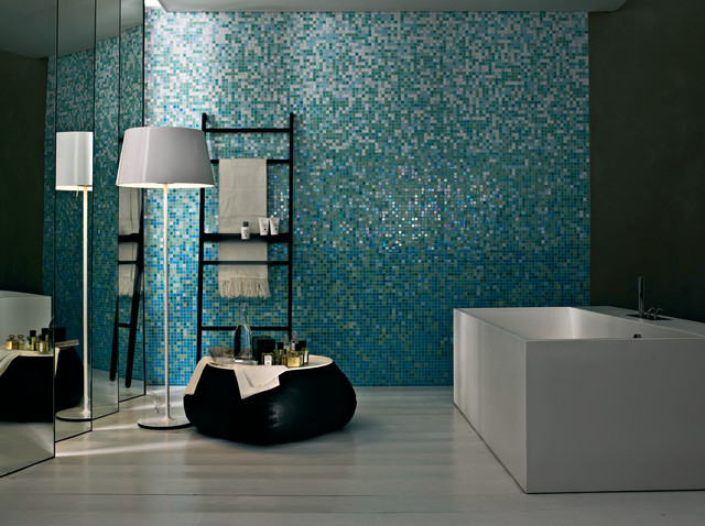 Bisazza Collection Contemporary Bathroom Auckland