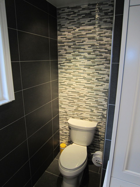 Black and gray for Black and grey bathroom set
