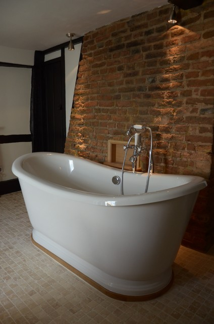Blackboys East Sussex Traditional Bathroom Sussex By The Willow Tree Workshop