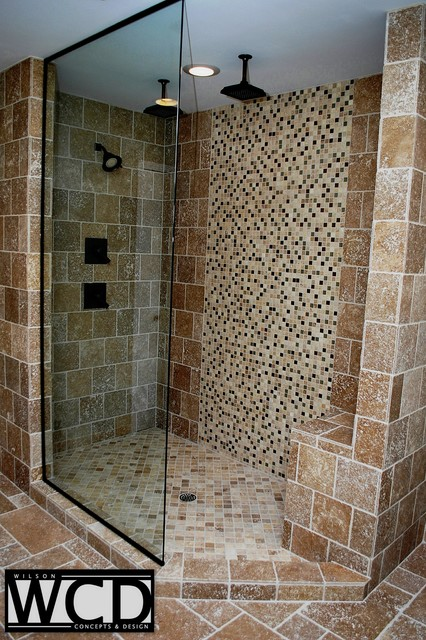 Blake Master Bath Shower