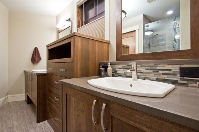 Blank Residence traditional-bathroom