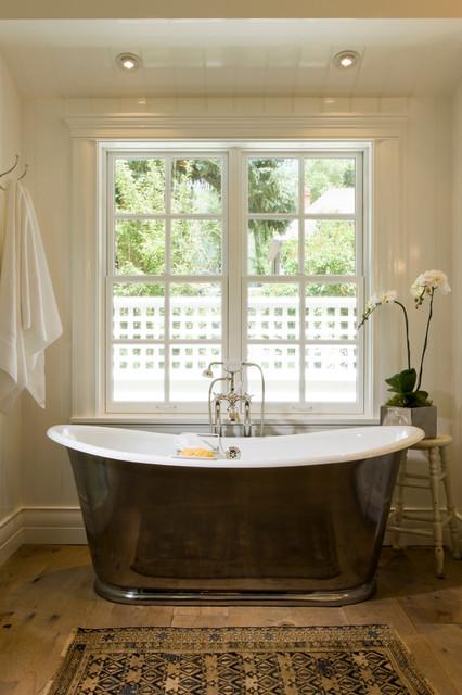 Bleeker Street Historic Renovation Victorian Bathroom